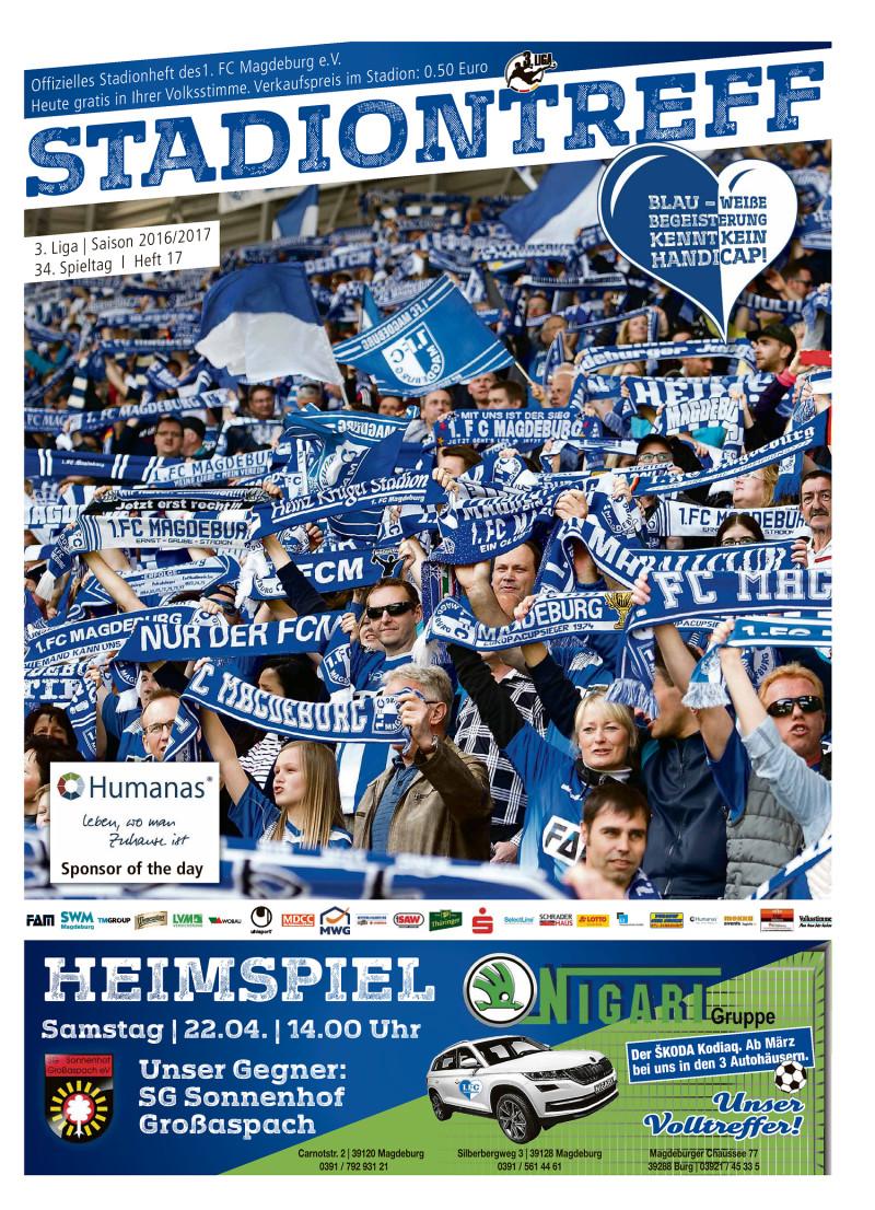 Fcm Stadionheft 22042017